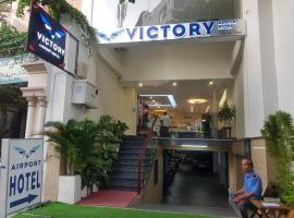 Victory Airport Hotel, hotel near Tan Son Nhat International Airport - SGN, Ho Chi Minh City
