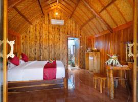 The Tamban Jukung, hotel near Seganing Waterfall, Nusa Penida