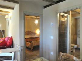 appartamento di classe nel castello di Panicale, hotel in Panicale