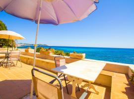 Authentic fisherman's house on the seafront, Ferienhaus in Cala Ratjada