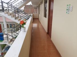 La Caida del Sol Paracas, guest house in Paracas