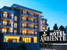 Hotel Ambiente Ulcinj