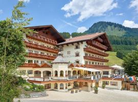 Hotel Singer – Relais & Châteaux, Hotel in der Nähe von: Schloss Neuschwanstein, Berwang