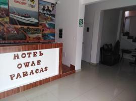 Hotel Owae Paracas