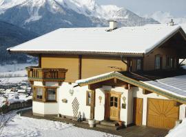 Holiday Home Bramberg am Wildkogel - OSB03812-F