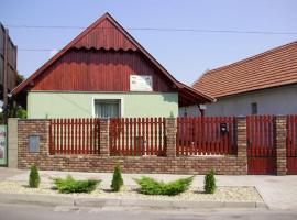 Zelený domček