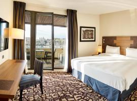 Radisson Blu Hotel Marseille Vieux Port, hotel in Marseille