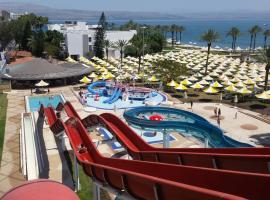 מלון חוף גיא, מלון בטבריה
