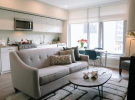 WhyHotel Seattle-Belltown Luxe Suites Wall Street