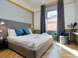 Roma Five Suites, bed & breakfast i Rom