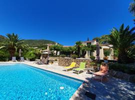 Villa Port Sud, hotel near La Mole Airport - LTT,