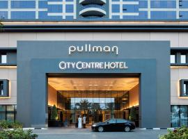 Pullman Dubai Creek City Centre, hotel near Dubai International Airport - DXB, Dubai