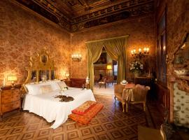 Palazzetto Pisani Grand Canal, guest house in Venice