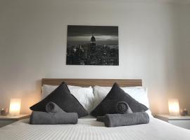 Nottingham Apartment CITY CENTRE