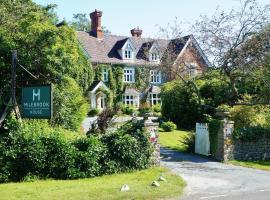 Milebrook House, hotel in Knighton
