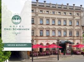 Hotel DREI SCHWANEN - Ristorante AMICI