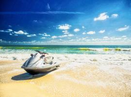 Indian Rocks Beach Pelican 56 Free Wifi/Roku/Parking 56
