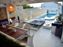 Apartment Amos with Private Pool