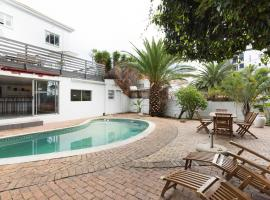 DS Backpackers in Sea Point