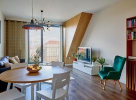 Don Kichot Apartment, pet-friendly hotel in Wrocław