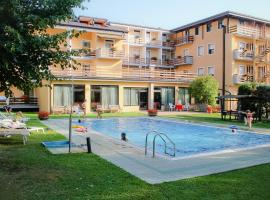 Hotel Dolomiti, hotel near Terme of Levico and Vetriolo, Levico Terme