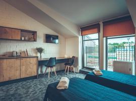 Railway Apartments & Hotel