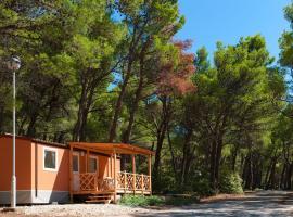 Mobile Homes Adriatic Camping - Baško Polje, self catering accommodation in Baška Voda