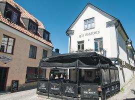 Three-Bedroom Apartment in Visby