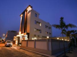 Crystal Sarovar Premiere Agra, hotel in Agra