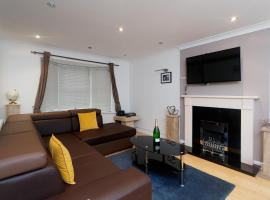 Leeds Townhouse Apartments 7 Beds in 4 Bedrooms