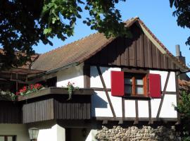 Gasthof Hirsch, hotel in Gengenbach