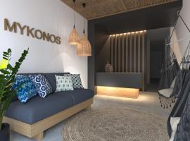 Mykonos Hotel, помешкання для відпустки в Одесі