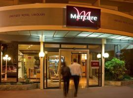 Hôtel Mercure Royal Limousin, hotel in Limoges