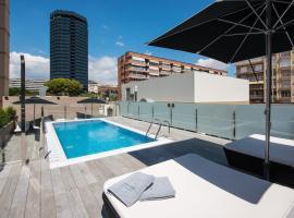 Catalonia Rigoletto, hotel near Camp Nou, Barcelona