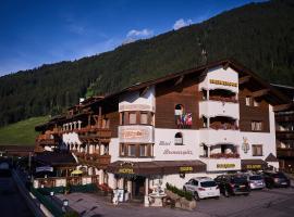 Hotel Brennerspitz, Hotel in Neustift im Stubaital