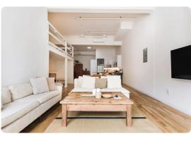 AMAZING BIG BRIGHT LOFT, NEWLY RENOVATED APARTMENT IN BROOKLYN