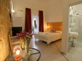 Hotel Villa Flora Relais, hotel a Caltanissetta