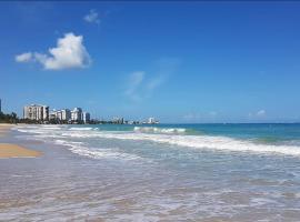 Beach Front Apt Isla Verde Ave