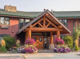 Lodge at Palmer Gulch