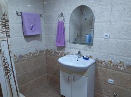 SPARTA Apartment Complex