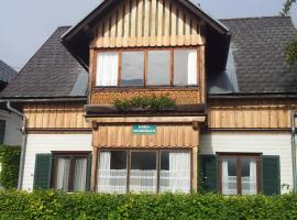 Appartements direkt am See, hotel in Grundlsee