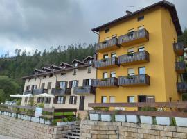 Residenza Panarotta - Vetriolo(1500m), hotel near Malga, Levico Terme
