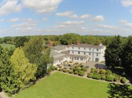 Rowton Hall Hotel and Spa