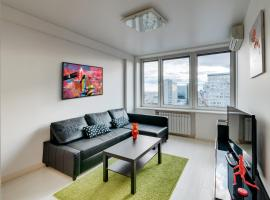 Апартаменты на Новом Арбате High Floor
