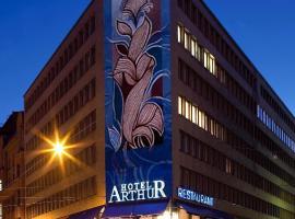 Hotel Arthur, hotel in Helsinki