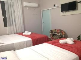 Sumare Hotel, hotel near Museum of Image and Sound, Florianópolis