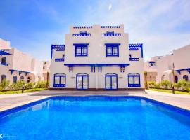 Luxury Villa with pool in Hurghada