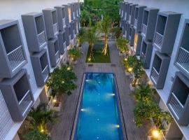 The Rooms and Apartment, hotel in Denpasar