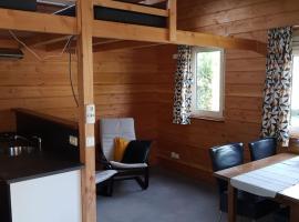 Chalet - Camping 't Dekske, hotel dicht bij: Luchthaven Eindhoven - EIN,