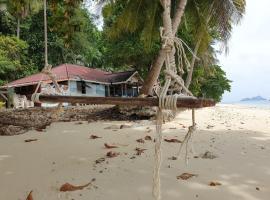 TohKo Beach Front Bungalow